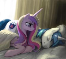 Morning Mi'amor by johnjoseco