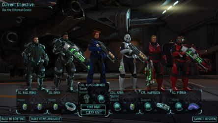 X-Com Impossible Squad: Honorable Mentions by JDPtheShapeshifter