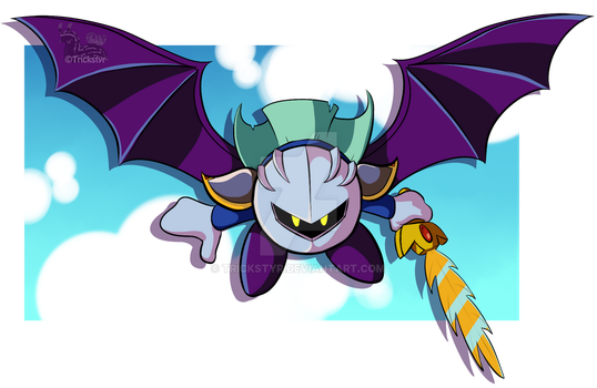 Metaknight by Trickstyr