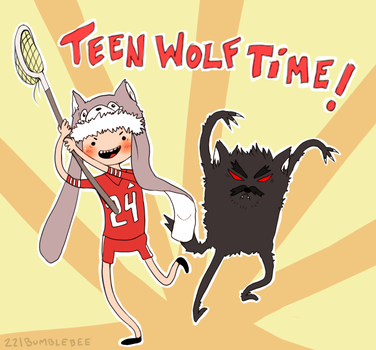 Teen Wolf Time! by cannorachan