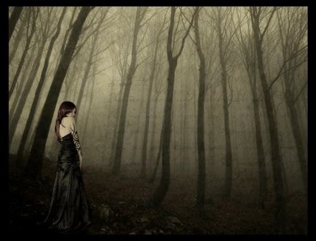 Death whispered a lullaby by barsky