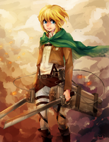 Armin - The Mind by aryllins