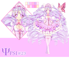 |adoptable| set price| PSI#23| Closed| by Hosha-Usagi
