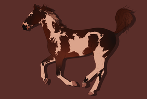 Thoroughbred Adoptable by Weidenhof
