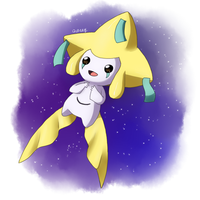 PKMN- Jirachi by Quarbie