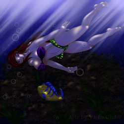 Ariel - Commission by Yami-Chiby