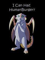 I can has Humanburger? by Sekhmet-SCII