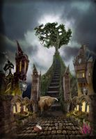 Tree of life by Zilverbergelf