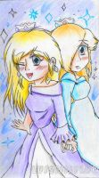 .:AT~Cosmo Sisters:. by luigisister