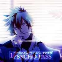 PSYCHO PASS ORIGINAL SOUNDTRACK by BigBewbies