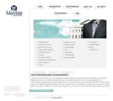Law Website Template by salmanlp