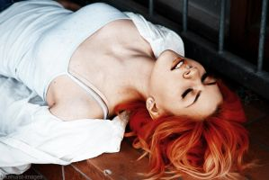 passed out redhead by lakehurst-images