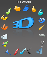 3D World by EmoZok