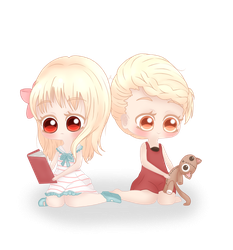 Twins by in-eo