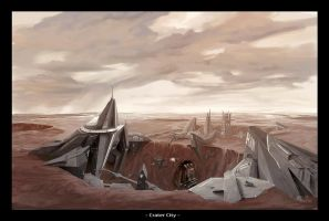 Crater City by Tervola