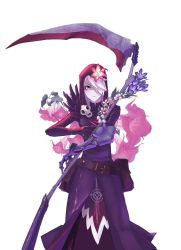 Death and Flowers by Clockwork7
