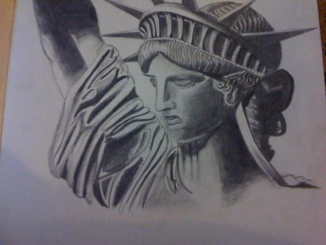 Liberty by Josieharding