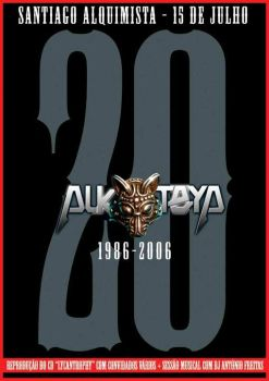 Alkateya 20th Anniversary Ad by texugo