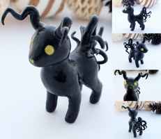 Heartless Dog Sculpture by SophieXSmith