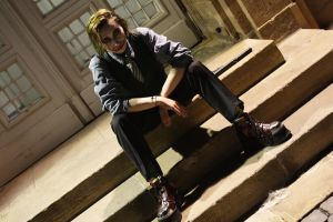 Connichi 09 Joker 5 by CainAndrew