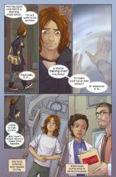White Noise page by Mad-Sniper