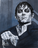 The New Barnabas Collins by AbdonJRomero