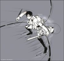 Rivaille ver.2 by Kryhelis
