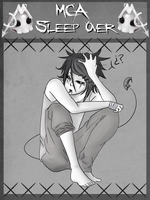 MCA_Sleepover_Enma. by junko-in-the-box