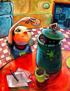 The Cookie Jar by jasinski