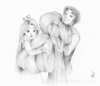 Tangled by KisSsBi