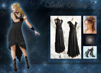 Sailor Messier 5 - reference by AnnAquamarine