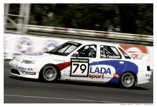 Lada - Time to win. 2 by wraithzzz