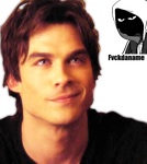 Damon Salvatore Render by fvckfdaname