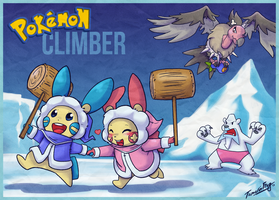 Pokemon Climber