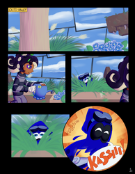 Reunion Page 1 by EvilSonic2