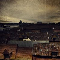 Rooftops by lydiahansen