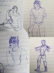 other sketches by Flyrreth
