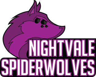 Night Vale Spiderwolves - Large by SUBJECT-241