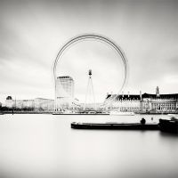 The London EYE by xMEGALOPOLISx