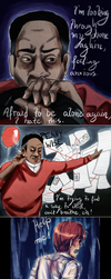 Stephen King's IT Fancomic PART 2 - In My Blood by thalle-my-honey