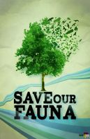 save our fauna by CALLit-ringo