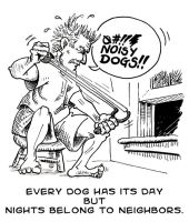 Every Dog has his Day, but... by sethness