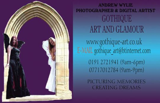Nice Doing Business With You by GothiquePhoto