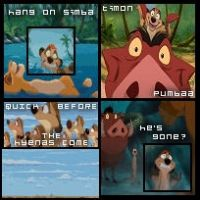 4 Lion King 3 Icons by SmellECat