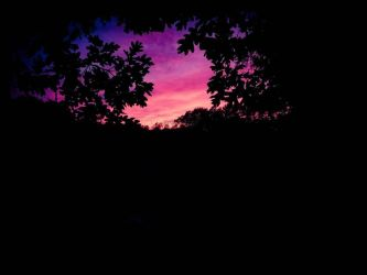 Sunset in Middletown by lollypop081