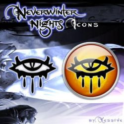 Neverwinter Nights Icons by XSV