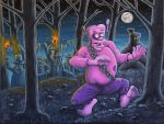 Curse of Frankenberry by vonblood