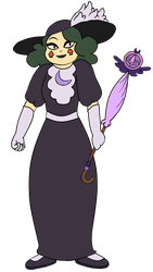 Eclipsa queen of darkness by Midori-berry