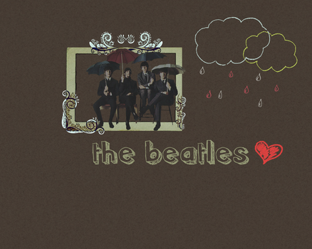 the beatles by ana5