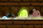 Dragon Egg Hatchables! (collab)(Auction On Going) by Blockula105
